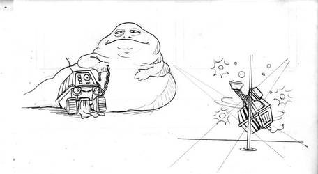 The Adventures of Gonk the Power Droid 11 by Gorpo