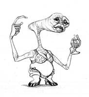 ET pinup by Gorpo