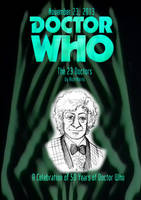 The 23 Doctors, Third Doctor. by Gorpo