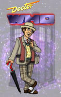 The 7th Doctor by Gorpo