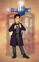 The 11th Doctor by Gorpo