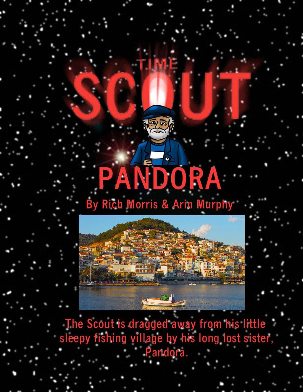 Pandora by Gorpo