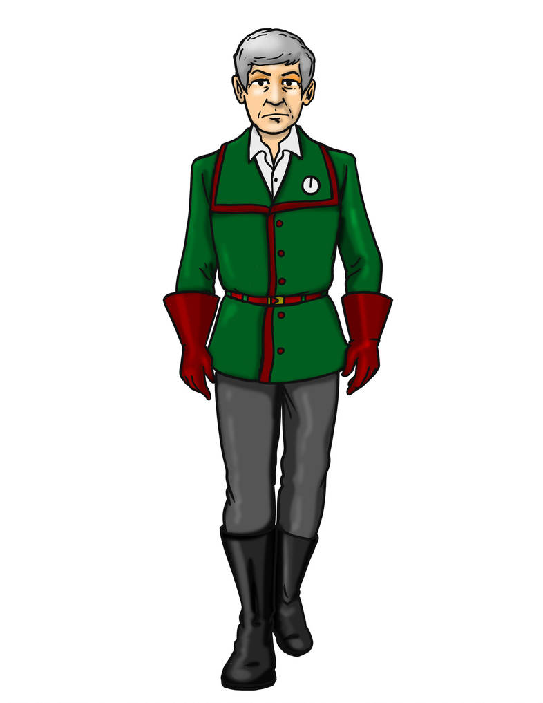 The 6th Scout by Gorpo