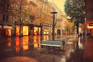 Zurich by LillianPetrova