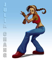 Julia Chang T3 by Seeso2D