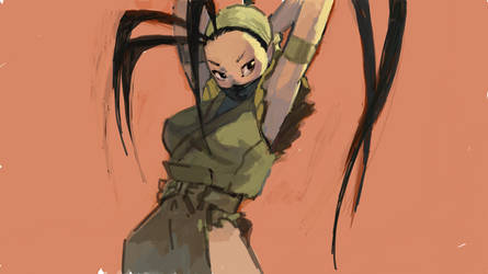 Ibuki by Seeso2D
