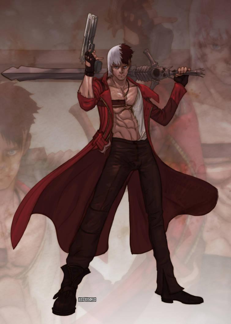 DMC contest, Dante by Seeso2D