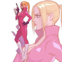 Nina Tekken 4 by Seeso2D