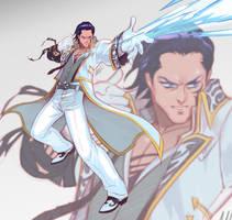 Claudio Tekken 7 by Seeso2D