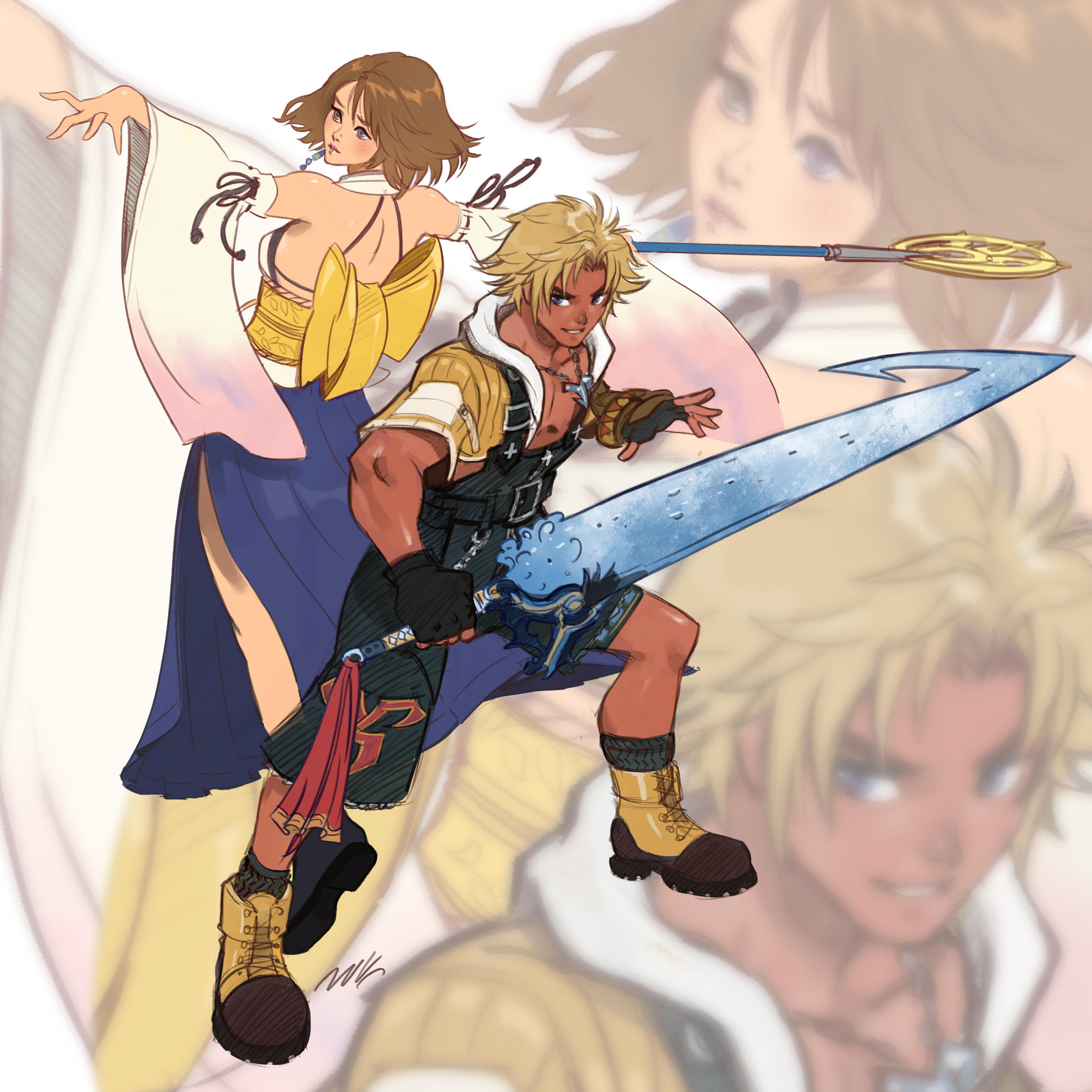 FFX by Seeso2D