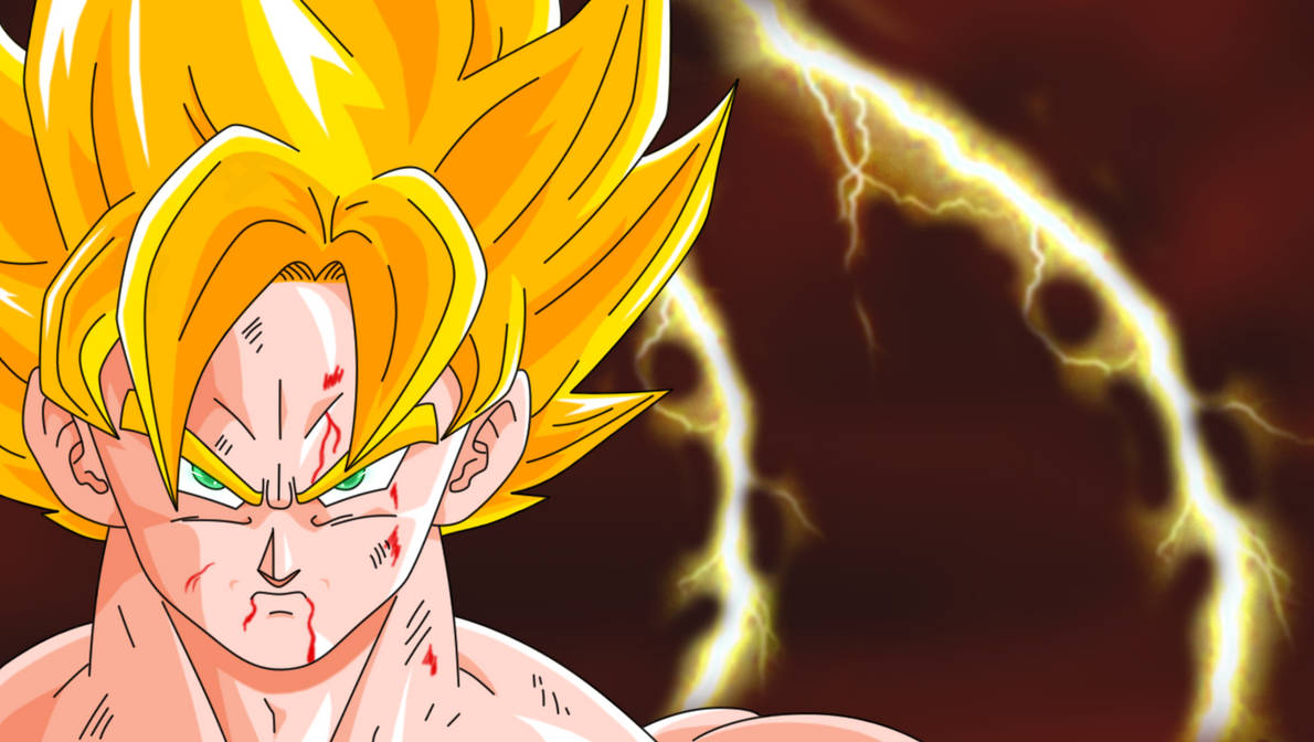 Fear of the Super Sayan by HayabusaSnake