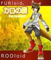 Karomori Boxart by MeoRoo