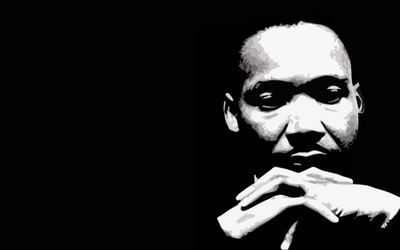 Martin Luther King Jr. by artedezigual