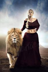 Lion queen by Shana-e