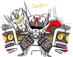 Smile :) by mustachossom