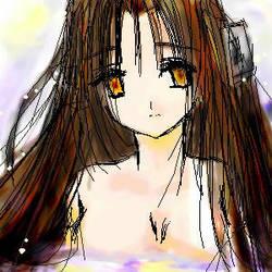 Moonlight Shower ::Sadako:: by nyako