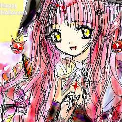 Queen of Halloween by nyako