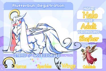 Halo Registration by TheLunarEmpress