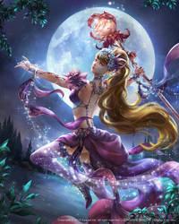 Dancing Princess by ChangYuanJou