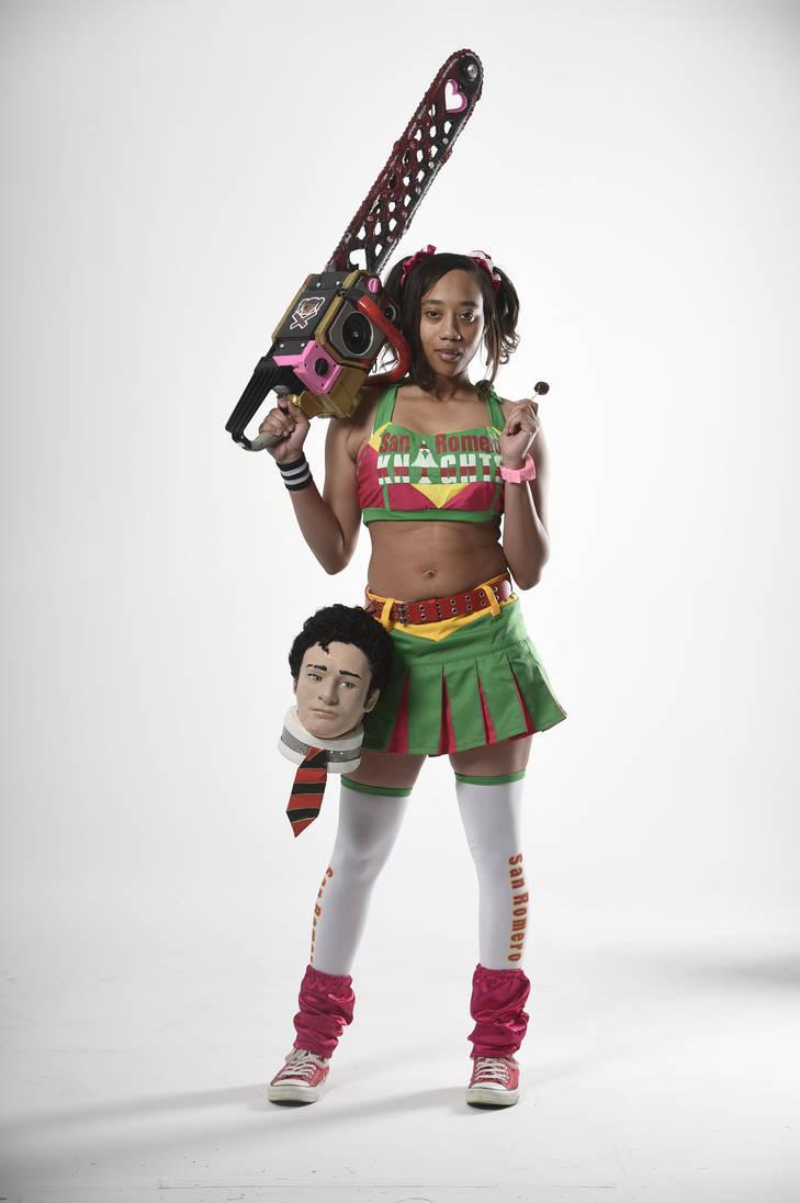 juliet starling cosplay racebend#2 by BriBarnes