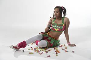 juliet starling ( lollipop chainsaw ) cosplay#2 by BriBarnes