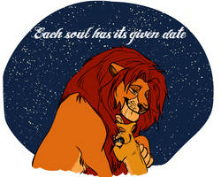 each soul has it's given date by feffelii