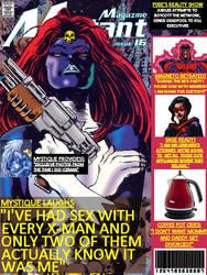 Mutant Magazine issue 16 by valeriak