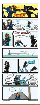 dark link bad day by infionops23
