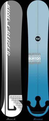 Snowboard Design by paffiedan