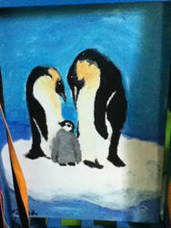 Penguins by Allybee123