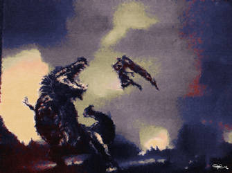 Dragonsete... by tenesor