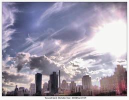 Manhattan Dawn by vnt87