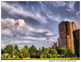 River Park Soccer Field by vnt87