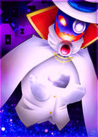 Woobie, Destroyer of Worlds by Artivox
