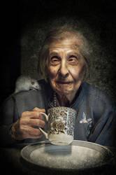 A cup of tea by BrietOlga