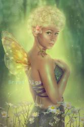 Alexandra The Little Fairy by BrietOlga