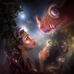 Mireya And Her Lost Amulet by BrietOlga
