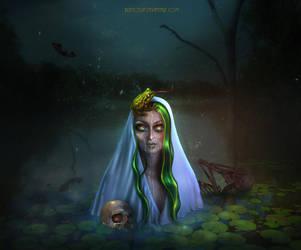 Silent Waters Run Deep by BrietOlga