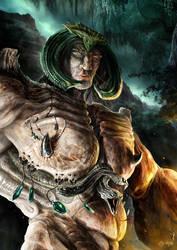 Nephilim by ertacaltinoz