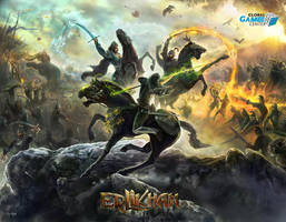 ERLIKHAN the game by ertacaltinoz