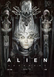 Alien:Covenant by ertacaltinoz