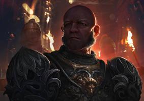 Tywin Lannister by ertacaltinoz