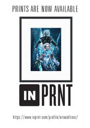 My shop on INPRNT is now open! by ertacaltinoz