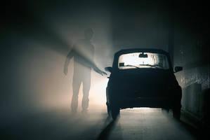 Midnight Travel by FedericoMeuli
