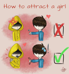 How to attract a girl by JHEKSan2