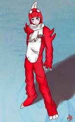 Cyber Shark[Commission] by JHEKSan2