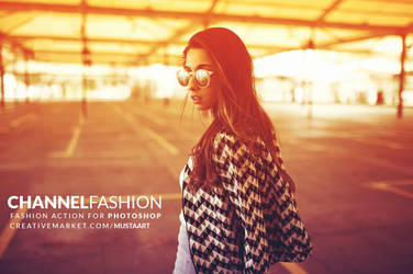 Channel Fashion Action by M-MooG