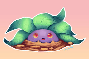 Oddish Used Dig! by SunSweetened