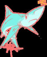 Blue Shark by rispaizy