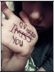 I miss you I need you by Break-able